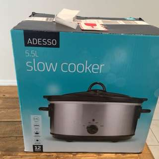 Adesso slow cooker