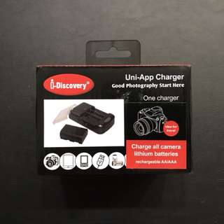 Universal Charger (Camera/Batteries)