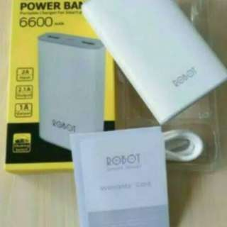 Powerbank Robot RT7100