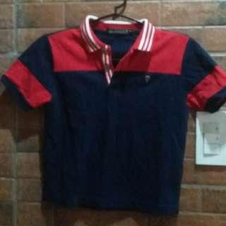 Unisex polo shirt