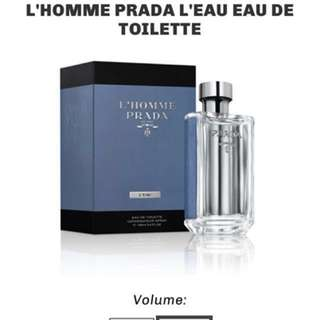 Brand New Latest PRADA Fragrances