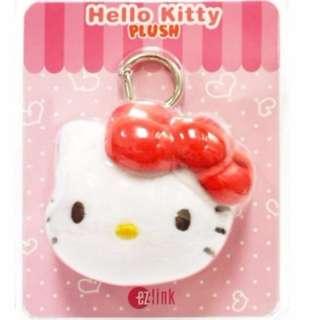 Hello kitty ez-link charm plush