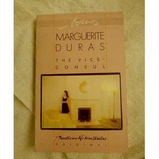The Vice-Consul by Marguerite Duras