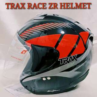 TRAX RACE ZR GRAPHIC (RED)