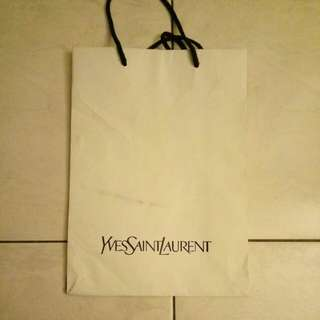 YSL 購物提袋