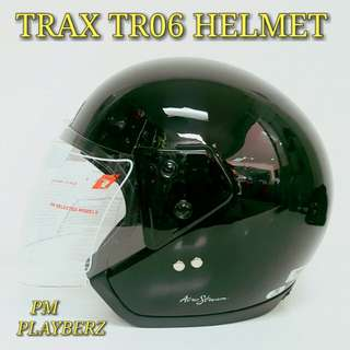 TRAX GLOSS BLACK TR06