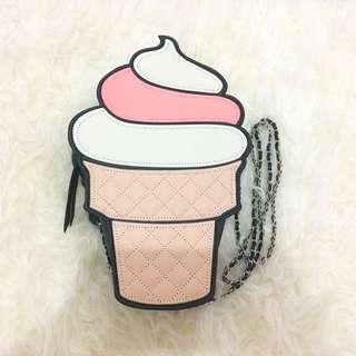 Ice Cream Cute Sling Bag Tas Selempang