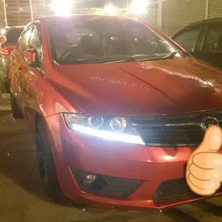 PROTON PREVE FOR RENT