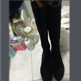 Steve Madden long boots 👢 black