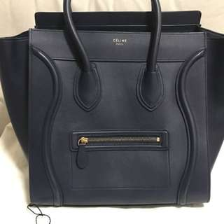 Celine luggage medium