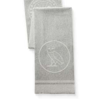 Logo Blanket Scarf X OVO Canada Goose