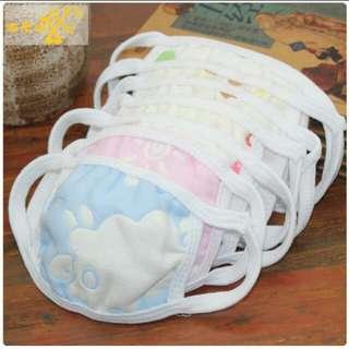 Readystock 5pcs Baby mask