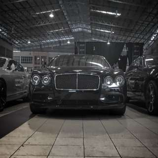 Bentley Flying Spur 4.0 V8S