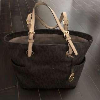 Michael Kors Open Tote Handbag