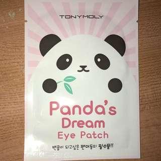 3 Panda's Dream Eye Patches