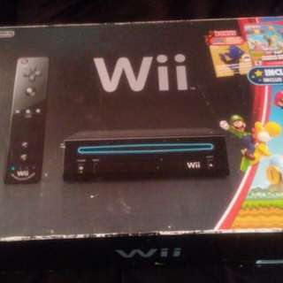 Wii and wii games