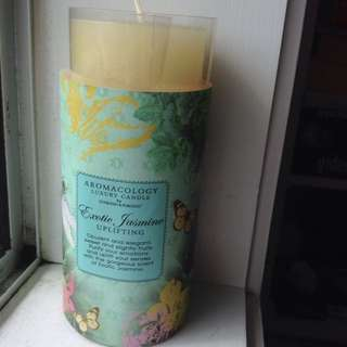 Aromatherapy candle new