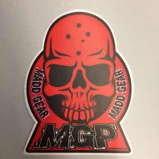 Cool sticker! $1 off!