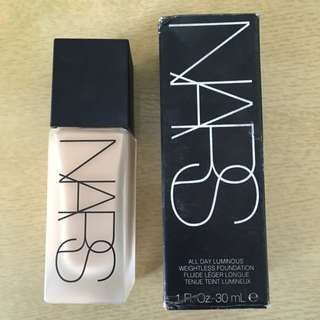 2 full sized NARS foundations