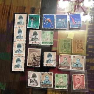 Thailand stamp - c256