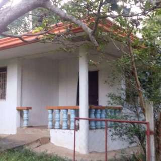 House and Lot in Caliclic Samal ( near barge)