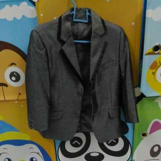 Coat with vest ( 3 in 1 set )