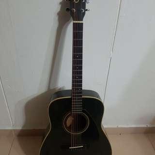 Yamaha FG-411BL Acoustic Guitar