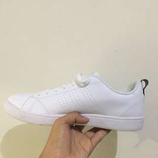 Adidas advantage white-black original