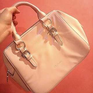 Authentic Daphne Nude Colored Handbag