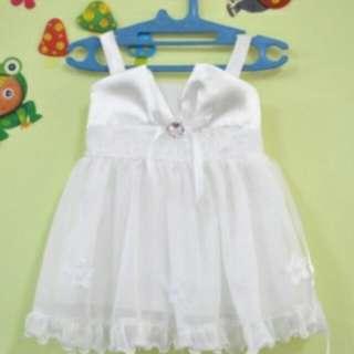 Dress pesta anak2-4 tahun