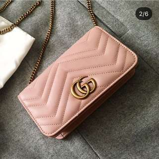 Gucci GG marmont Handbags crossbody bag 代購