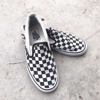 Vans Classsic Checkerboard