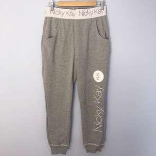 Nicky Kay Grey Trackies