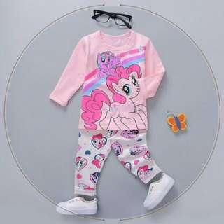 My Little Pony Pajama 1-12 years old