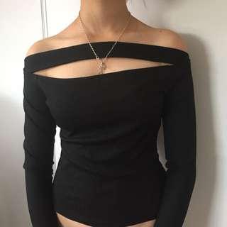 Brand new black top