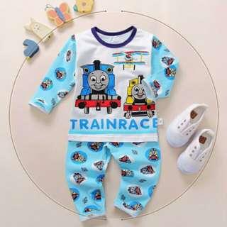 Thomas train Pajama 1-12 years old