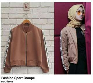 FASHION SPORT CROPE