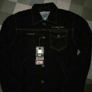 jaket jeans cardinal original size XL