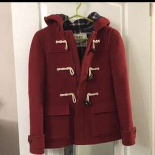 TNA wool coat XS