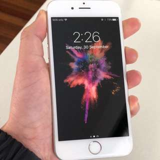 White iPhone 6 128GB **PRICE DROP**