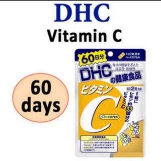 DHC Vitamin C 60 days