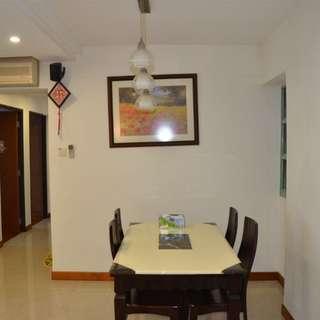 BLK638,  level 14, whole unit for rent.