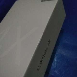 Xiaomi Redmi Note 4x Gray