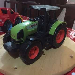 Nice tractor like new from Holland