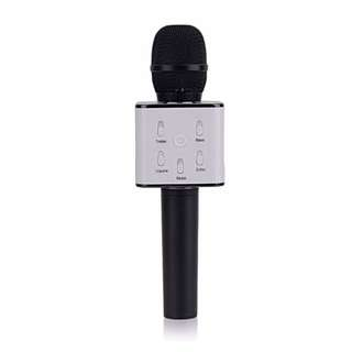 Wireless Bluetooth Microphone with Built-In Speaker (Mobile na ang Karaoke mo!)