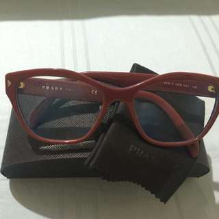 Preloved PRADA FRAME / 175 Reading Glasses
