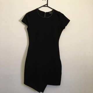 Black ICE Dress