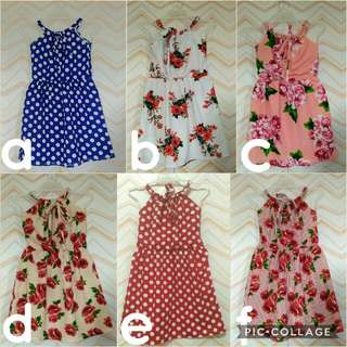 Dress for 3-4years old