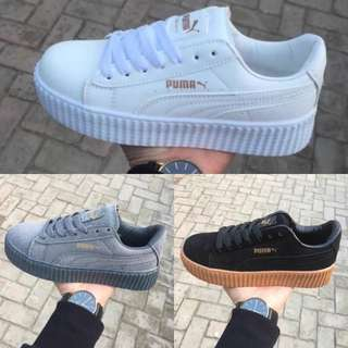 15 colours puma shoes