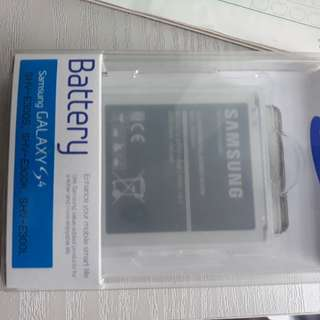 Samsung galaxy s4 battery